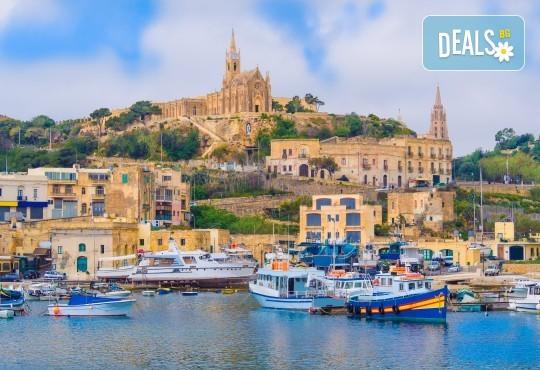 Коледен шопинг в Малта! 3 нощувки със закуски в Hotel Plaza 3*, самолетен билет и водач от ПТМ Интернешънъл! - Снимка 2