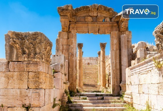 Самолетна екскурзия до Йордания на супер цена! 3 нощувки със закуски в хотел 4*, самолетен билет, трансфери и входна виза - Снимка 2