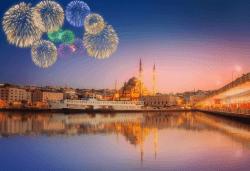 Нова година в Истанбул на супер цена! 3 нощувки със закуски в Hotel Glorious 4*, транспорт и посещение на мол Forum! - Снимка