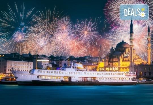 Лукс за Нова година! 3 нощувки със закуски в Bekdas Deluxe 4* в Истанбул, транспорт и водач от Караджъ Турс - Снимка 2