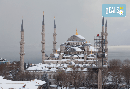 Лукс за Нова година! 3 нощувки със закуски в Bekdas Deluxe 4* в Истанбул, транспорт и водач от Караджъ Турс - Снимка 10