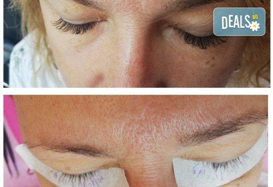 Удължаване и сгъстяване на мигли по метода косъм по косъм или 3D обемна техника и 20% отстъпка от поддръжка в Angels Beauty! - Снимка 6
