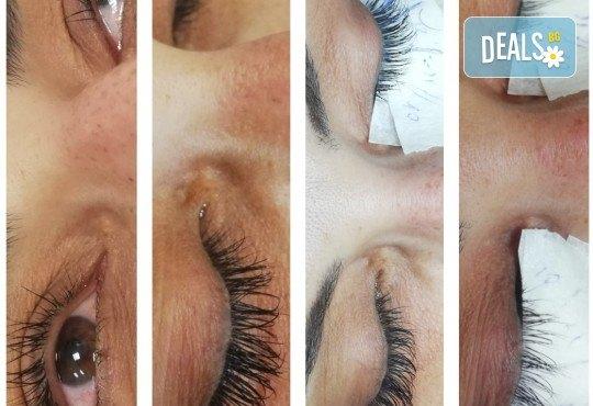 Удължаване и сгъстяване на мигли по метода косъм по косъм или 3D обемна техника и 20% отстъпка от поддръжка в Angels Beauty! - Снимка 7