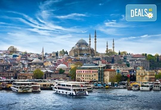 Ранни записвания за Фестивал на лалето в Истанбул! 2 нощувки със закуски в Golden Tulip Istanbul Bayrampasa 5*, транспорт, ползване на закрит басейн и сауна! - Снимка 4