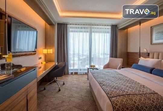 Ранни записвания за Фестивал на лалето в Истанбул! 2 нощувки със закуски в Golden Tulip Istanbul Bayrampasa 5*, транспорт, ползване на закрит басейн и сауна! - Снимка 9