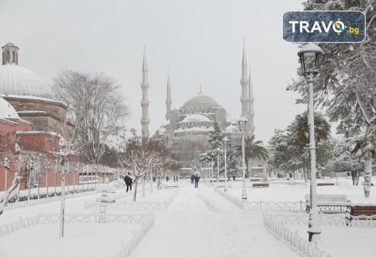 Посрещнете Нова година в Истанбул! 3 нощувки със закуски, транспорт, Новогодишна вечеря на яхта по Босфора! - Снимка 4