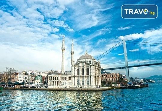 Посрещнете Нова година в Истанбул! 3 нощувки със закуски, транспорт, Новогодишна вечеря на яхта по Босфора! - Снимка 5