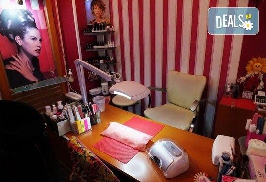 Оформете фигурата си! Кавитация на две зони - седалища и бедра, в студио за красота Голд Бюти! - Снимка 4
