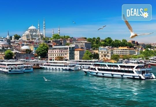 Посрещнете Нова година в Истанбул на супер цена! 2 нощувки със закуски в хотел 2*/3*, транспорт и посещение на мол Forum - Снимка 4