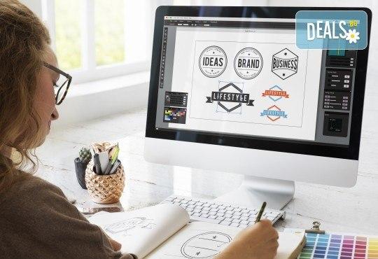 За Вашата фирма на супер цена! Изработка на лого дизайн от Infinium! - Снимка 1