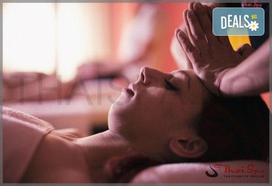 Масаж при главоболие, в Thai SPA Софарма Бизнес Тауърс! - Снимка 1