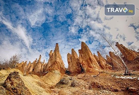 Еднодневна екскурзия на 17.11. до Ниш и скалните пирамиди Дяволския град с транспорт и екскурзовод от туроператор Поход! - Снимка 1
