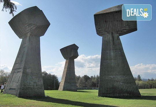 Еднодневна екскурзия на 17.11. до Ниш и скалните пирамиди Дяволския град с транспорт и екскурзовод от туроператор Поход! - Снимка 5