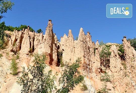 Еднодневна екскурзия на 17.11. до Ниш и скалните пирамиди Дяволския град с транспорт и екскурзовод от туроператор Поход! - Снимка 3