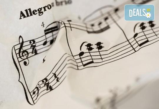 Концерт ОРГАНОВА ПАЛИТРА с участието на Велин Илиев и цигулково дуо Ангел Станков и Йосиф Радионов, на 13.11. от 19:00 ч. в Зала България, билет за един - Снимка 4