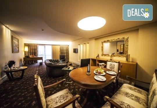 5-звездна Нова година в Hotel Gonen в Истанбул! 2 нощувки със закуски, празнична вечеря с неограничени напитки и DJ парти, транспорт и посещение на Одрин! - Снимка 4