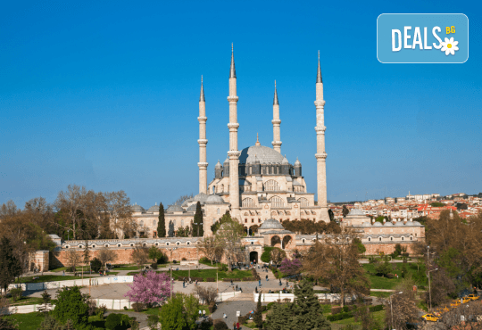 5-звездна Нова година в Hotel Gonen в Истанбул! 2 нощувки със закуски, празнична вечеря с неограничени напитки и DJ парти, транспорт и посещение на Одрин! - Снимка 17