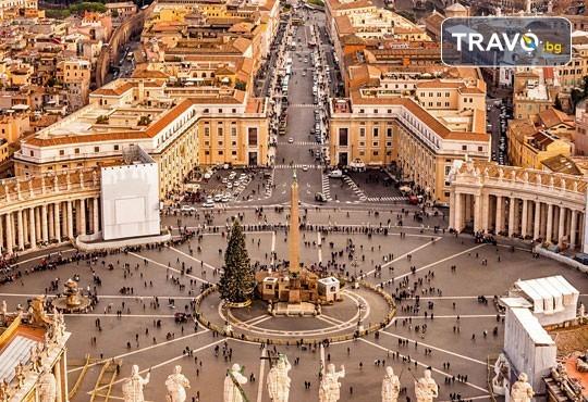Самолетна екскурзия до Рим преди Коледа с Дари Травел! 3 нощувки със закуски в хотел 3*, самолетен билет с летищни такси, екскурзовод! - Снимка 2