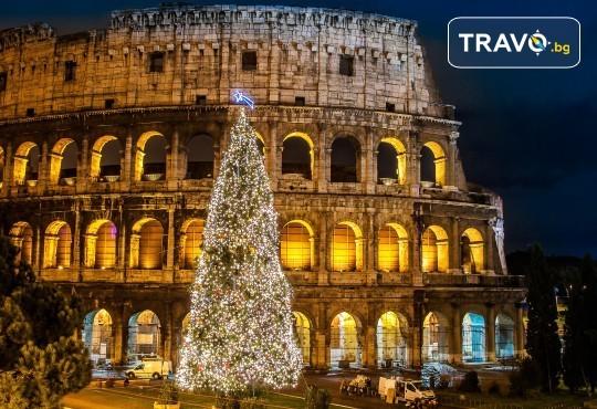 Самолетна екскурзия до Рим преди Коледа с Дари Травел! 3 нощувки със закуски в хотел 3*, самолетен билет с летищни такси, екскурзовод! - Снимка 1