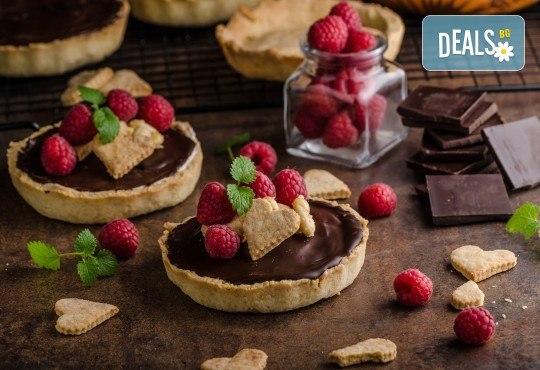Сладко изкушение за Вашия повод! Вземете сет от 100, 150 или 200 сладки хапки от H&D catering! - Снимка 3