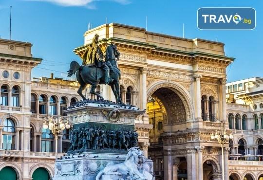 Екскурзия до Милано, Италия, с Дари Травел! Самолетен билет, 3 нощувки със закуски, туристичека обиколка, водач и възможност за 2 тура до Торино и езерaтa Комо и Лугано! - Снимка 2