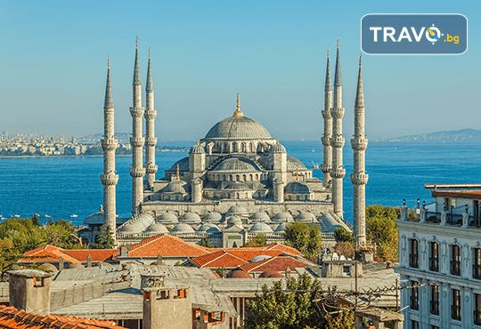 Пролет 2020 в Истанбул! 2 нощувки със закуски в хотел 2*/3*, транспорт и възможност за посещение на Фестивала на лалето! - Снимка 2