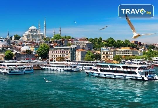 Пролет 2020 в Истанбул! 2 нощувки със закуски в хотел 2*/3*, транспорт и възможност за посещение на Фестивала на лалето! - Снимка 8