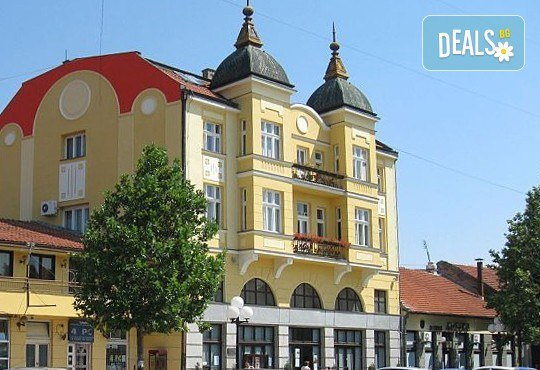 Отпразнувайте 8-ми декември в Лесковац! 2 нощувки със закуски и вечери с музика и неограничени напитки в Hotel Gros 2*, транспорт и посещение на Ниш - Снимка 2