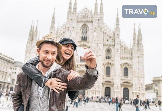 От Варна! Екскурзия до Милано с Дари Травел! Самолетен билет, 3 нощувки и закуски, водач, обиколка в Милано и по желание тур до Комо и Лугано и тур до Торино - Снимка 1