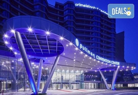 Нова година в Истанбул: 3 нощувки, закуски в Pullman Istanbul Hotel&Convention Center 5*