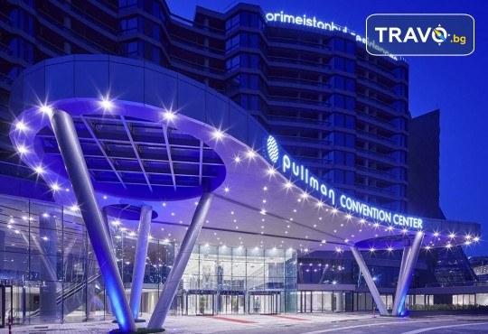 Нова година в Pullman Istanbul Hotel & Convention Center 5*, Истанбул! 3 нощувки със закуски, ползване на басейн, сауна и фитнес - Снимка 1