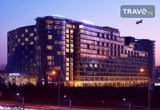 Нова година в Pullman Istanbul Hotel & Convention Center 5*, Истанбул! 3 нощувки със закуски, ползване на басейн, сауна и фитнес - Снимка 2