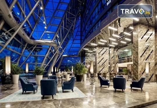 Нова година в Pullman Istanbul Hotel & Convention Center 5*, Истанбул! 3 нощувки със закуски, ползване на басейн, сауна и фитнес - Снимка 6