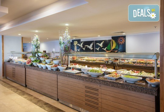 Нова година 2020 в Sealight Resort 5*, Кушадасъ! 4 нощувки на база Ultra All Inclusive и Новогодишна гала вечеря - Снимка 5