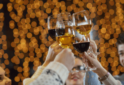 Посрещнете Нова година в Лесковац, Сърбия! 2 нощувки със закуски и 1 вечеря в Atina Lux, възможност за транспорт - Снимка
