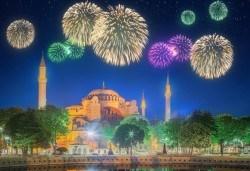 Нова година в Истанбул с АБВ Травелс! 4 нощувки със закуски, Новогодишна вечеря по избор, транспорт, водач, панорамна обиколка в Истанбул, посещение на Одрин - Снимка