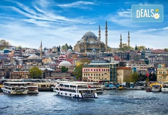 Нова Година 2020 в Истанбул, Хотел Klas 4*, с Дари Травел! 3 нощувки със закуски, по желание транспорт - Снимка 3