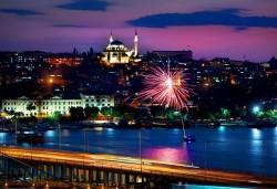 Нова Година 2020 в Истанбул, Хотел Klas 4*, с Дари Травел! 3 нощувки със закуски, по желание транспорт - Снимка