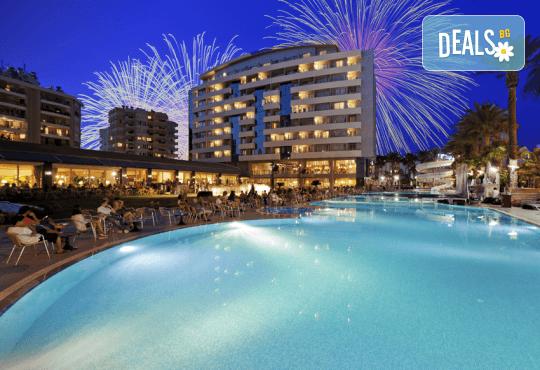 Нова Година 2020 в хотел Porto Bello Resort & Spa 5*, Анталия, с Belprego Travel! 4 нощувки на база All inclusive, възможност за транспорт - Снимка 1