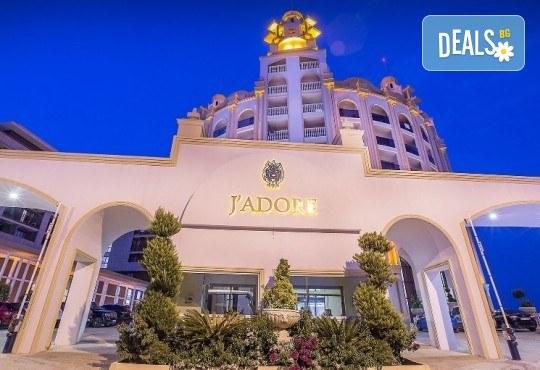 Нова година 2020 в J'Adore Deluxe Hotel & Spa 5*, Сиде, с Belprego Travel! 4 нощувки на база All Inclusive, възможност за транспорт - Снимка 2