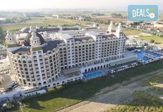 Нова година 2020 в J'Adore Deluxe Hotel & Spa 5*, Сиде, с Belprego Travel! 4 нощувки на база All Inclusive, възможност за транспорт - Снимка 3