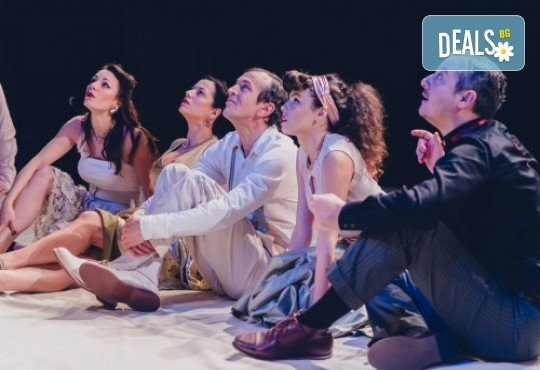 Две комедии на Уди Алън и Нийл Саймън на сцената на Театър ''София''! ''Олд Сейбрук'' и ''Последният страстен любовник'' на 23.11. от 19 ч., билет за един! - Снимка 1