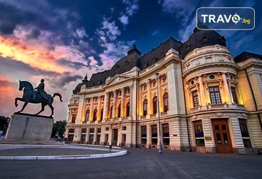 Декември в Букурещ: 1 нощувка със закуска, транспорт, екскурзовод и програма - Снимка 4