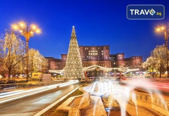 Декември в Букурещ: 1 нощувка със закуска, транспорт, екскурзовод и програма - Снимка 1