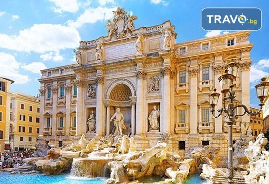 Самолетна екскурзия до Рим - Вечния град, през 2020-та, с Дари Травел! 3 нощувки със закуски в хотел 3*, самолетен билет с летищни такси, екскурзовод! - Снимка 3