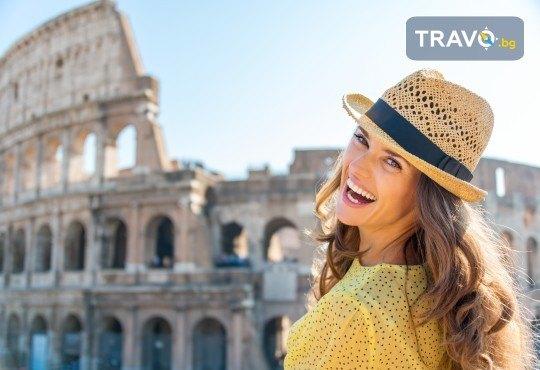 Самолетна екскурзия до Рим - Вечния град с Дари Травел! 3 нощувки със закуски в хотел 3*, самолетен билет с летищни такси, екскурзовод! - Снимка 1