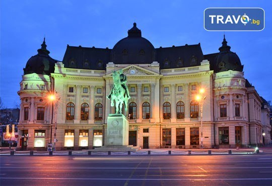 Коледно настроение в Букурещ с Дари Травел! Транспорт, водач и панорамна обиколка с местен екскурзовод - Снимка 5