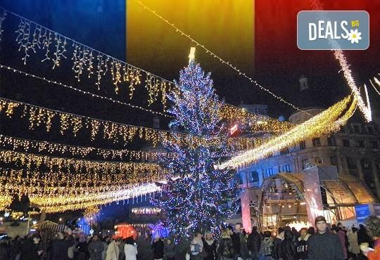 Коледно настроение в Букурещ с Дари Травел! Транспорт, водач и панорамна обиколка с местен екскурзовод - Снимка 1