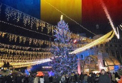 Коледно настроение в Букурещ с Дари Травел! Транспорт, водач и панорамна обиколка с местен екскурзовод - Снимка