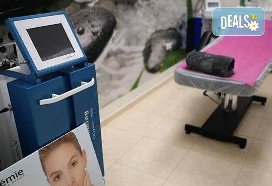 Диамантено микродермабразио и кислородна мезотерапия с ампула хиалуронова киселина и подарък: биолифтинг в Студио за красота Beauty Star до Mall of Sofia! - Снимка 5